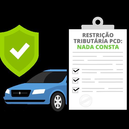 restrição tributária de carros pcd